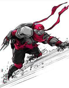Ninja Art, Ninja Turtles Art, Teenage Mutant Ninja Turtles, Spiderman Tattoo, Dungeons And Dragons Homebrew, Retro Videos, Art Logo, Character Art, Character Design