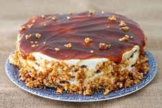 food and life! Cake Recipes, Dessert Recipes, Desserts, Cheesecakes, Blueberry Banana Bread, Caramel Pudding, Sweet Cooking, Candy Cakes, Portuguese Recipes