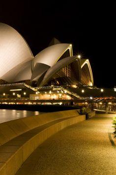 Sydney Opera House #MostBeautifulArchitecture #OperaHouse