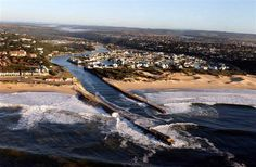 Visit Port Alfred along the Sunshine Coast of the Eastern Cape. Long sandy beaches, good restaurants and excellent small boat harbour. Small Boats, Places Of Interest, My Land, Beach Holiday, Sunshine Coast, Sandy Beaches, Coastal Living, South Africa, Travel Tips