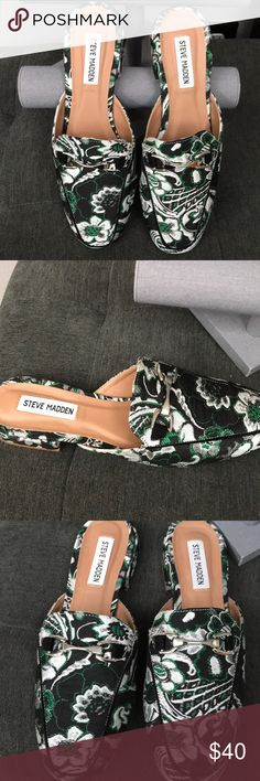 "NWT Steve Madden ""Chess"" Back out loafers NWT"
