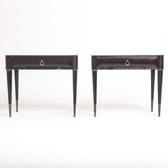 1950's Italian Side Tables, Fiona McDonald