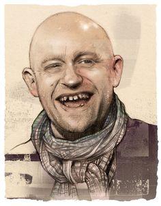 dieter braun, Jürgen Vogel