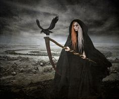 Morana Slavic goddess of death #mythology, #Goddess, #pagan