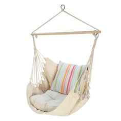 Hammock Chair - Safari - Quilted Seat
