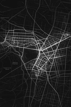 Electric Scooters by Econduce - Econduce is an electric scooter sharing service based in Mexico City, the map shows 19K trips made over the last 6 months #MapboxStudio #dataviz #maps #cartography