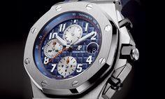 AUDEMARS PIGUET - Royal Oak Offshore Chronograph | Watches-News