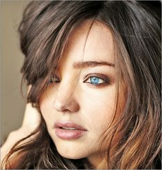The face isn't Ruu, nor the hair, but the eyes make me think of hers.