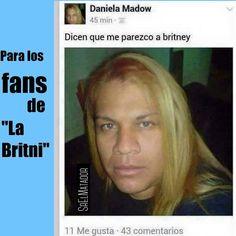 Vaya aquí les hablan a los fans de Britney Spears. - - #BritneySpears #Britney #MiércolesGabán #Previa #Fail #SrElMatador #ElSalvador #SV #SoloEnElSalvador #SrElMatador http://www.srelmatador.com #Foto