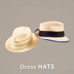 2fce0de27354 Nothing helps a man look cooler than a Stetson dress hat.