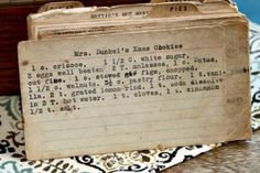 Mrs Dunkels Christmas Cookies  are perfect for your holiday cookie swap from the Vintage Recipe Project