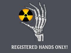 Registered Hands Only! Radiology Humor, Medical Humor, Nurse Humor, Nursing Memes, Funny Nursing, Nursing Quotes, Healthcare Memes, Radiologic Technology, Dental Jokes