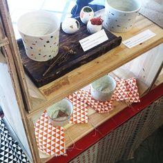 Weekend Worker ceramics at Cat Socrates