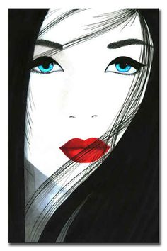 15839088 / Cuadro geisha