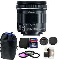 DavisMAX Fibercloth Lens Bundle 2x Telephoto Lenses 3 Piece Filter Kit for Canon EOS Rebel T2i with Canon EF 24mm f//2.8 IS USM Lens 58mm Wide Angle