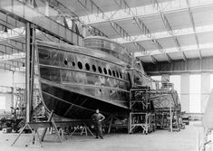 Dornier DO X under construction Flying Ship, Flying Boat, Transport Ministry, Amphibious Aircraft, National Airlines, Floating Head, Air Festival, Vintage Airplanes, Dieselpunk