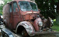 1950's Divco Florek's Milk Dairy Cream Truck for Parts Rat Rod Project Gasser | eBay