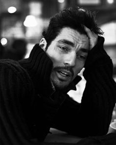 David Gandy by Mariano Vivanco, The Dolce&Gabbana Book D Book, David James Gandy, Portraits, Ford Models, Beautiful Men, Hot Guys, Naked, Handsome, Actors