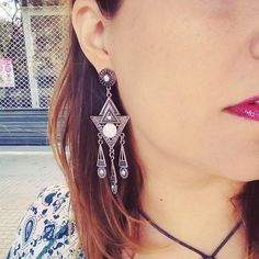 Me encantan mis nuevos pendientes! Son geniales y apenas pesan ;). En nada os los enseño en el blog junto con más compras 😉// I love my new earrings! They are great and just weigh;). It's amazing!  #earings #jewelry #new #amazing #picture #picoftheday #inlove  #cute #perfectmoment #friday #happyday #happymoment #instamoment #instagramers #instablogger #bblogger #fblogger #spanisblogger #khimma  #eltocadordekhimma #lifestyle #fashion #tagsforlikes #igers #igerspain #l4l #f4f