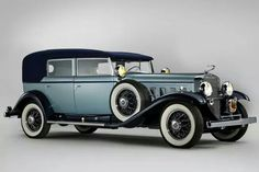 1930 Cadillac. ...