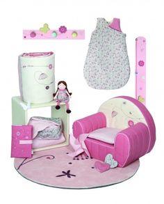 Candide Ma Jolie Fleur Sleep Bag (& Range) available at babytown.com.au