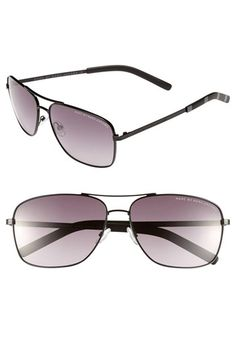 MARC BY MARC JACOBS 59mm Navigator Sunglasses..