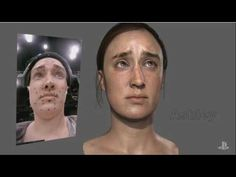 The Last Of Us 2 Facial Motion Capture Technology - YouTube