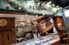 Petrossian Les Halles de Lyon Paul Bocuse