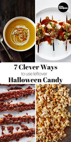 7 clever ways to use up leftover halloween candy myrecipes when you get tired of