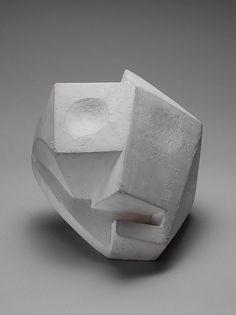 Alberto Giacometti plaster Head/Skull, 1934