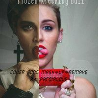 """COVER SONG REMIX/MASH-UP: """"Frozen"""" """"Wrecking Ball"""" - by: PATOIRLOVE by Patoirlove on SoundCloud  #patoirlove, #mileycyrus, #madonna, #frozen, #wreckingball, #remix, #creative, #mashup, #new, #music, #electronics, #femalevocals"""