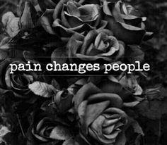 Image via We Heart It https://weheartit.com/entry/145077386/via/12142813 #beauty #blackandwhite #broken #dark #floral #flower #human #hurt #pain #pale #people #quotes #roses #sadness #vintage