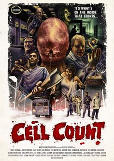 Cell Count.........This was written and produced by a guy I have known since he was a teenager,....Support this movie
