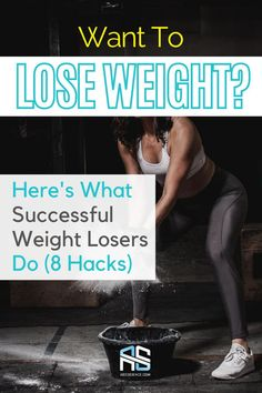 You don't have to try and invent something you if the goal is weight loss. All you have to do is to learn from successful weight losers. Adopt habits and weight loss strategies they use. This article goes over 8 weight loss strategies that successful weight losers use to lose weight. #weightlosstips #diettips #fatloss