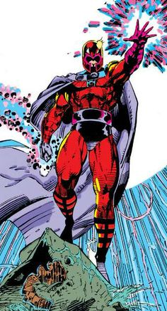Magneto by Jim Lee                                                       …