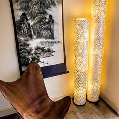 NEW: Our latest white oyster shell floor lamp design is sharp and modern. The clean lines are perfect for urban design schemes. The Metro Range is inspired by New York walkways. What do you think? Column Lights, Home Lighting, Floor Lamp, Bulb, Flooring, Traditional, Walkways, Pearls, Lamp Design