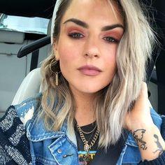 Jojo Singer, Girl Inspiration, Character Inspiration, Jojo Levesque, Singer Fashion, Cosmetic Tattoo, Iconic Women, Celebs, Celebrities