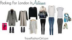 What to Pack for London on your trip to the United Kingdom