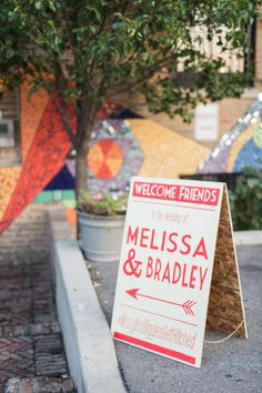 Melissa and Bradley's offbeat Chicago art gallery wedding by Two Birds Photography