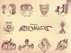 Arctic Monkeys ( i love it )