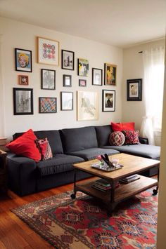 (BrandonRugs.com) Remember that once you have packed your four walls to the very last square inch with artworks about which you are passionate, there are still plenty of square feet on the floor (your fifth wall) that can be covered with a uniquely personal work of art (a.k.a. an oriental rug).