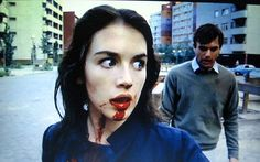 """""""Possession"""" de Andrzej Żuławski, jeudi 27 mars à 21h et jeudi 10 avril à 21h au Forum des images ! http://www.forumdesimages.fr/les-films/les-programmes/berlin/possession_2"""