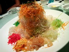 2nd Lo Hei of the year