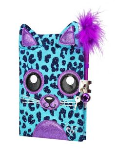 Cheetah Journal | Girls Journals & Writing Beauty, Room & Tech | Shop Justice from Justice. Saved to ¢υтє ѕтυff.