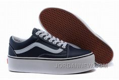 http://www.jordannew.com/vans-old-skool-classic-platform-navy-blue-womens-shoes-online.html VANS OLD SKOOL CLASSIC PLATFORM NAVY BLUE WOMENS SHOES ONLINE Only $74.12 , Free Shipping!