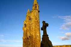 Cathedral, St. Andrews, Scotland