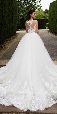 Milla Nova Bridal 2017 Wedding Dresses norina3 / http://www.deerpearlflowers.com/milla-nova-2017-wedding-dresses/5/