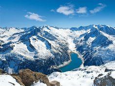 Ruta por los Alpes austriacos