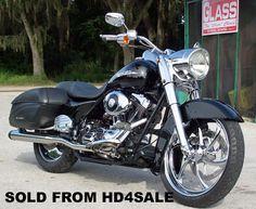 2004 Harley Davidson Roadking Custom