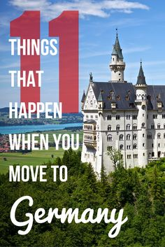 Habits can be a peculiar thing? Often we think they're a personal choice, but many times they are product of society. Find out 11 ways you will change when you move to  Germany. Yes...some will shock you.